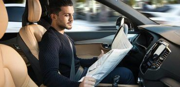 Volvo Autonomous driving 370x180 - There Is A Disconnect Between Industry & Public With Autonomous Cars...