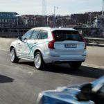 Volvo XC90 Drive Me test vehicle 2