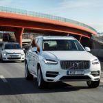 Volvo XC90 Drive Me test vehicle 3