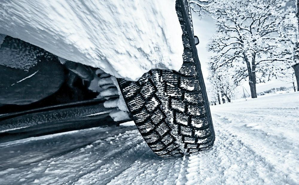 winter tires 01 - Everything You Need To Know About Buying Used Tires