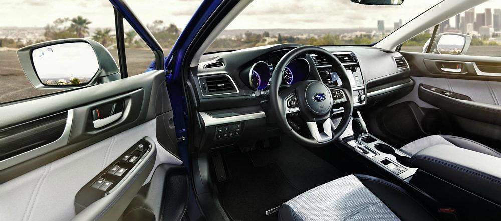2017 Subaru Legacy Sport Interior