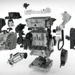 190823 Drive E 3 cylinder Petrol modular design