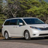 2016 toyota sienna limited premium awd review. Black Bedroom Furniture Sets. Home Design Ideas