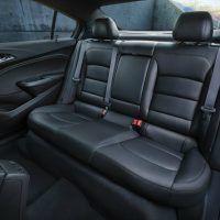 2016 Cruze Rear Seats