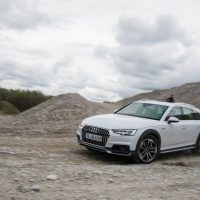 2017 Audi Allroad Offroad 1