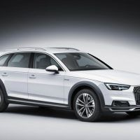 2017 Audi Allroad Right Front Three Quarters