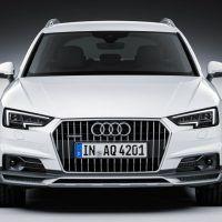 2017 Audi Allroad Front Fascia