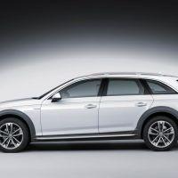 2017 Audi Allroad Left Side Profile