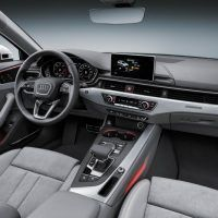 2017 Audi Allroad Center Console