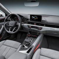 2017 Audi Allroad Center Console