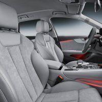 2017 Audi Allroad Front Seats
