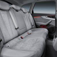 2017 Audi Allroad Rear Seats