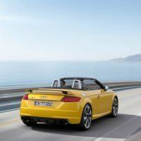 Audi TT RS Roadster Rear Fascia