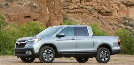 2017 Honda Ridgeline Production Begins
