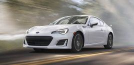First Look: 2017 Subaru BRZ