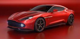 First Look: Aston Martin Vanquish Zagato Concept