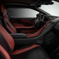 Aston Martin Vanquish Zagato Concept Front Seats