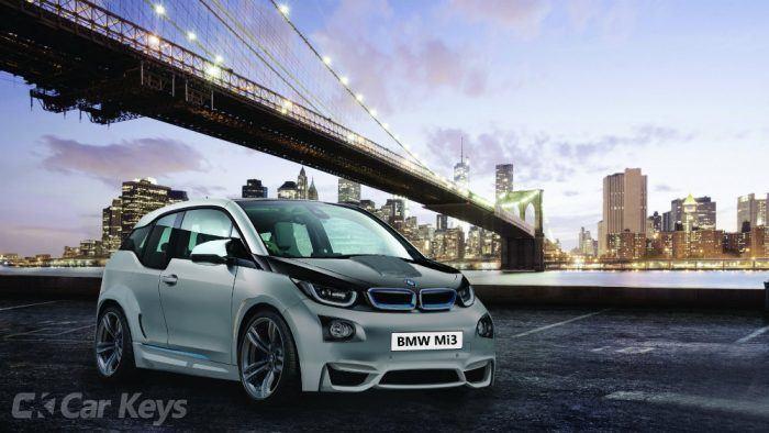 BMW i3 M