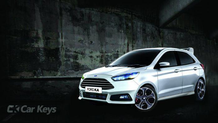 Ford KA ST