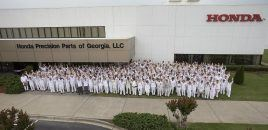 Honda Precision Parts of Georgia Celebrates 10 Years
