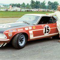Parnelli Jones. Ford Motor Company Photo