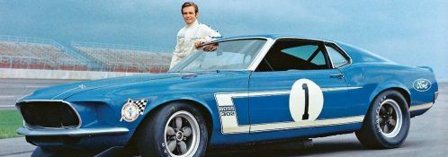 Peter Revson. Ford Motor Company Photo