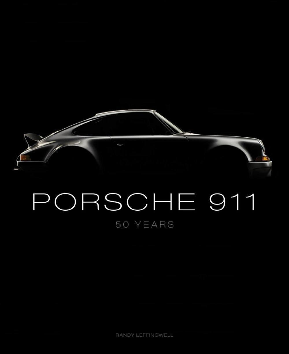 Porsche 911 50 Years Cover