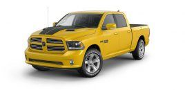 Ram Offers New 1500 Stinger Yellow Sport Trim