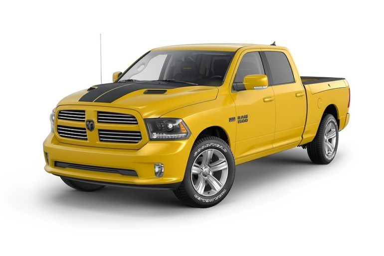 Ram 1500 Stinger Draws On Colorful History 28