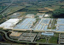 Toyota Manufacturing UK - Burnaston, Derbyshire, United Kingdom. Photo: Toyota UK