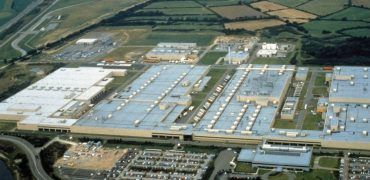 Toyota Manufacturing UK - Burnaston, Derbyshire, United Kingdom. Photo: Toyota UK