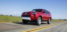 2016 Toyota 4Runner 4X4 TRD PRO V6 Review