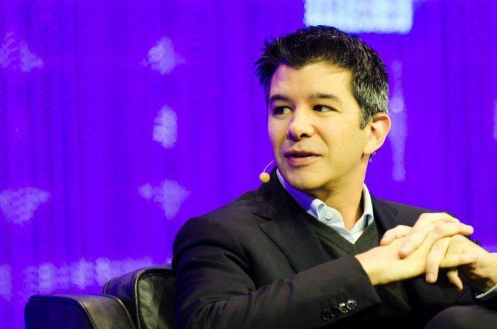 Uber CEO Travis Kalanick. Photo: Dan Taylor/Heisenberg Media
