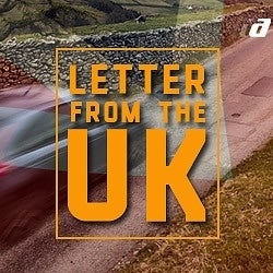 Letter from the UK by Geoff Maxted
