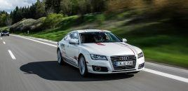 "Audi Makes Strides On Piloted Driving With ""Jack"""