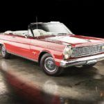 11 8 1965 Ford Galaxie XL 427 3 4 front T down final