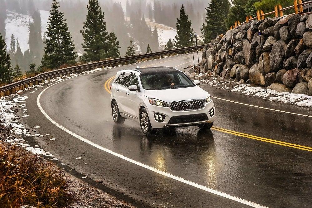 2016 KIA Sorento SXL AWD Review