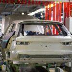 193248 Start of production of new Volvo V90 premium estate