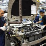 193251 Start of production of new Volvo V90 premium estate