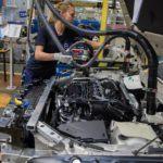 193254 Start of production of new Volvo V90 premium estate