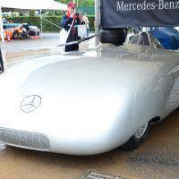 1936 Mercedes-Benz W25 AVUS Streamliner