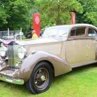 1937 Rolls-RoycePhantom III Gurney Nutting Sports Saloon