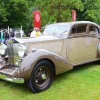 1937 Rolls-RoycePhantom III Gurney Nutting Sports Saloon