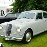 1954 Lancia Aurelia B12 Berlina