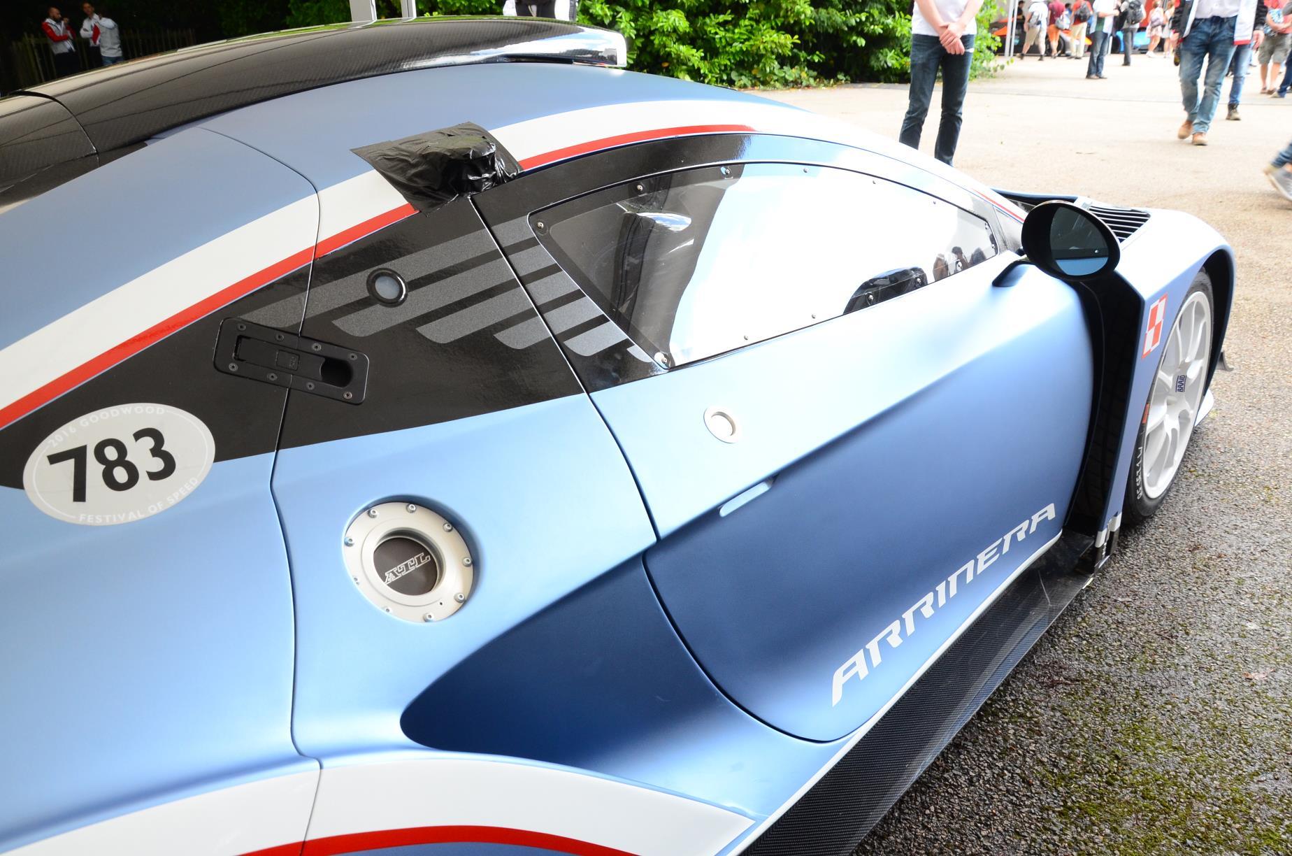 2016 Arrinera Hussarya GT 2