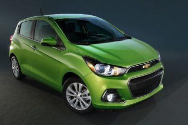2016 Chevrolet Spark 1051 876x535