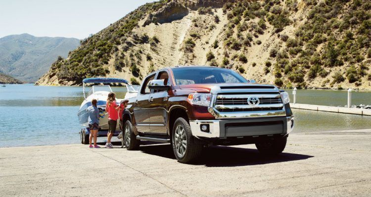 2016 Toyota Tundra 750x400 - Trailer Towing 101: Essential Tips For Safety & Peace of Mind