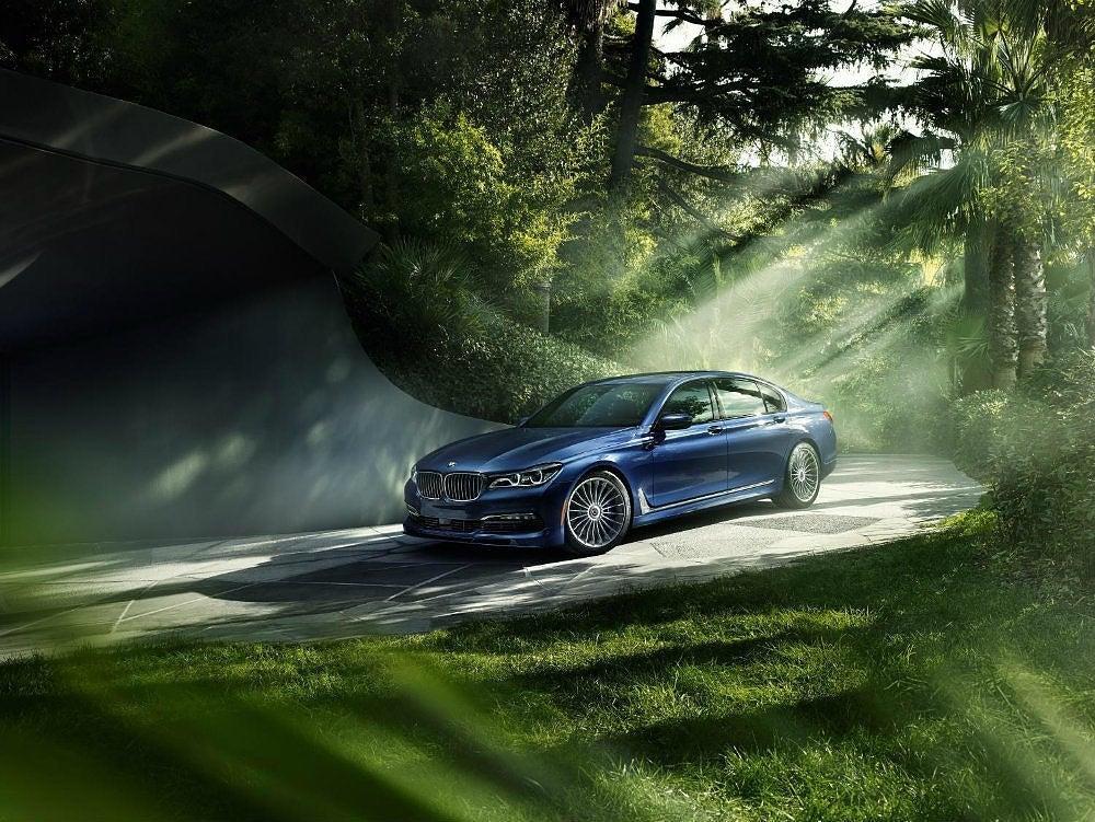 2017 All new BMW ALPINA B7