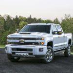 2017 Chevrolet Silverado 2500HD 001