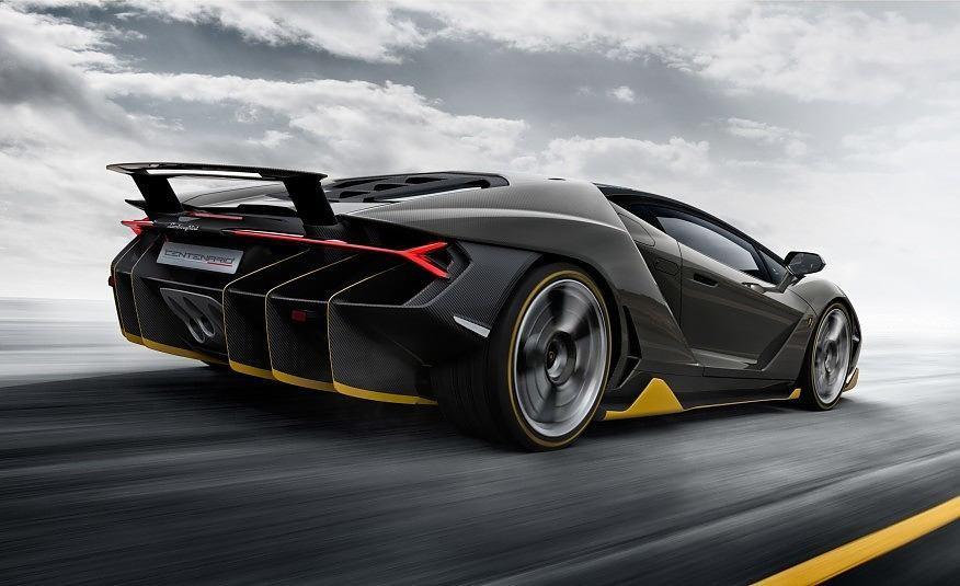 2017 Lamborghini Centenario LP770 4 202